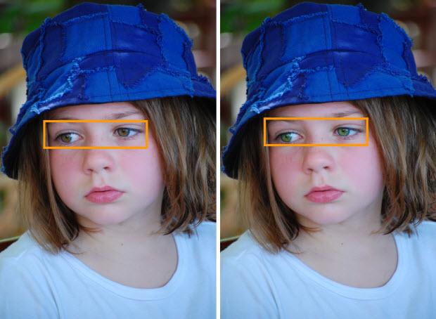 Olhos Verdes (Foto: Reprodução)