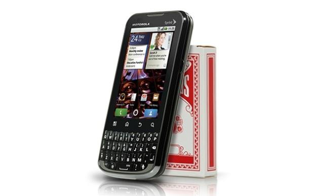 Motorola XPRT (Foto: Divulgação)