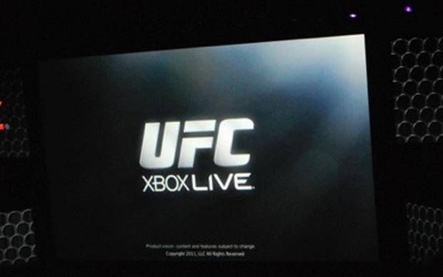 UFC terá integração e lutas ao vivo na Xbox Live (Foto: Reprodução)