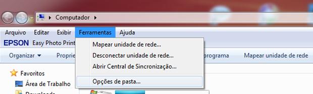 Alterando as opções de pesquisa do Windows (Foto: Reprodução/TechTudo)