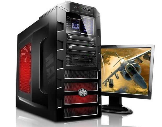 Gamer Supreme 922SLCK Gaming PC. (Foto: Divulgação)