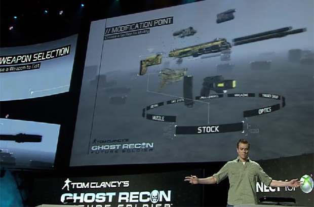 Tom Clancy's Ghost Recon: Future Soldier (Foto: Divulgação)