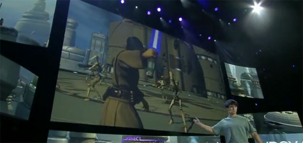 Kinect Star Wars (Foto: Divulgação)