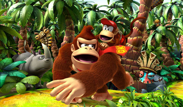 O que seria Donkey Kong: Trooper Challenge? (Foto: Divulgação)