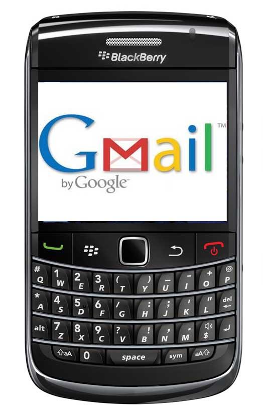 Gmail no BlackBerry: como ter (Foto: Divulgação)