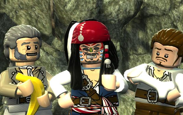 LEGO Pirates of the Caribbean (Foto: Divulgação)