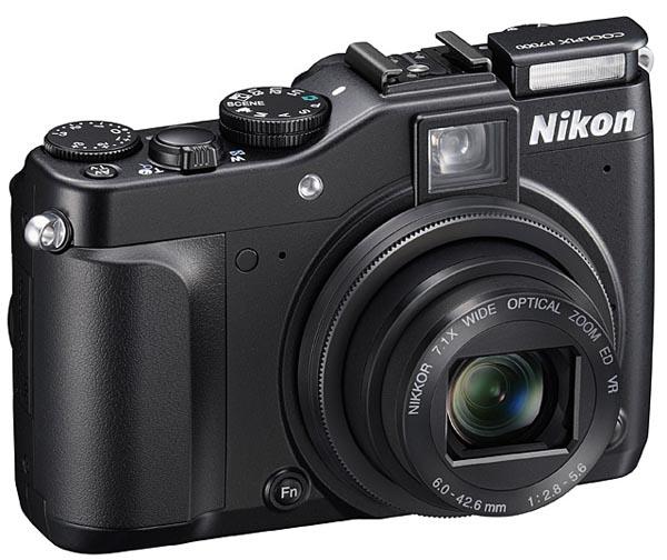 Nikon Coolpix P7000 (Foto: Divulgação)