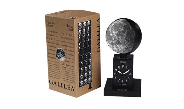 Relógio que mostra as fases da Lua (Foto: Divulgação)