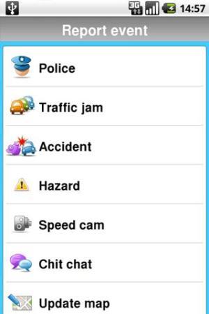 Alertas em tempo real - Waze (Foto: Divulgação)