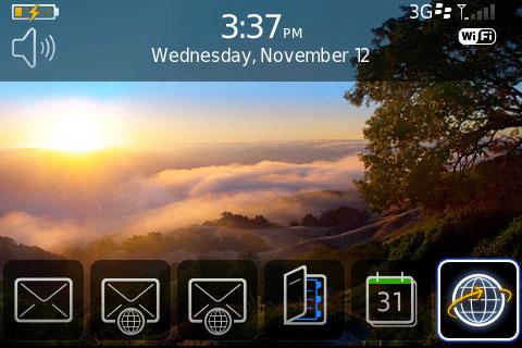 Download temas BlackBerry: saiba como fazer (Foto: Divulgação)