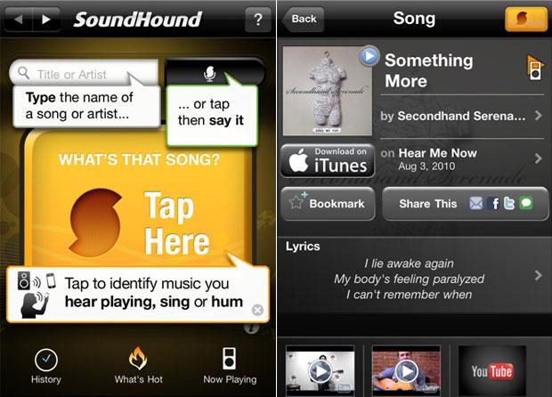 SoundHound (Foto: Reprodução)