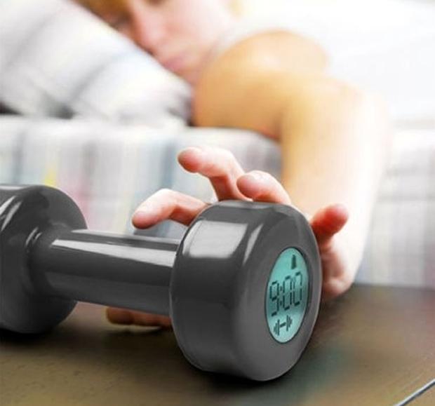 Despertador te obriga a fazer exercícios (Foto: Divulgação)