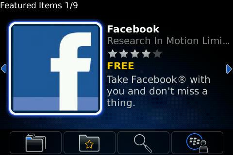 Aplicativos para BlackBerry (Foto: Divulgação)