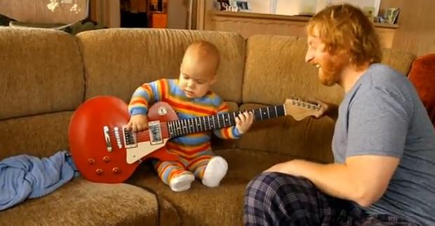 Guitar Baby (Foto: Reprodução)
