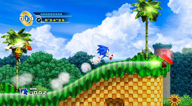 Sonic the Hedgehog 4: Episode 1 (Foto: Divulgação)