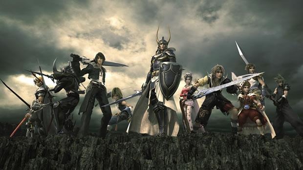 Dissidia: Final Fantasy (Foto: Divulgação)