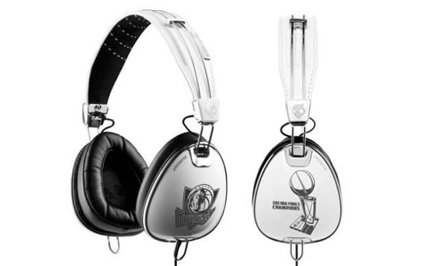 Headphone do campeão da NBA (Foto: Divulgação)