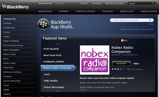 Os melhores aplicativos para BlackBerry (Foto: Divulgação)