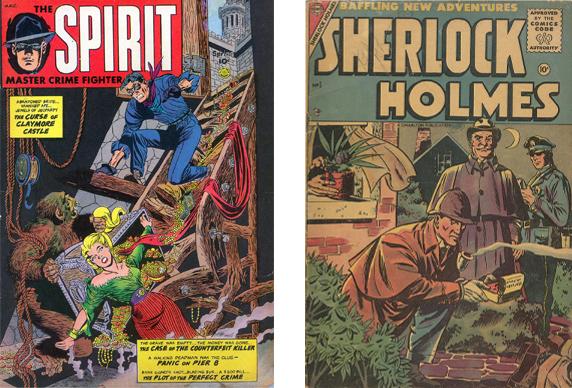 Revistas disponíveis no Digital Comic Museum. (Foto: Divulgação)