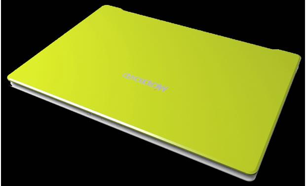 Netbook Microboard (Foto: Divulgação)