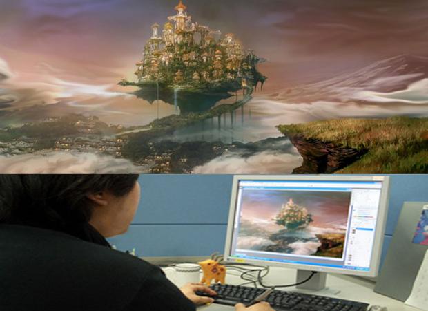 Arte no site da Monolith Soft aponta para novo jogo (Foto: Gematsu)