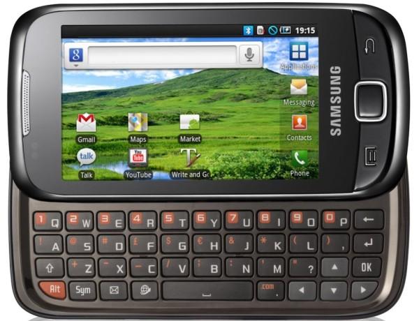 Samsung 551 (Foto: Divulgação)