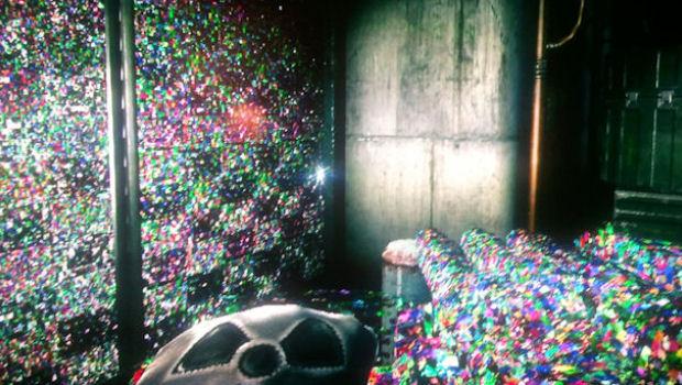 Duke Nukem Forever e seu bug nos gráficos (Foto: Destructoid)