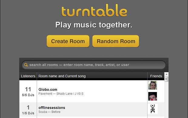 Turntable.FM (Foto: Reprodução)