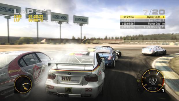 Race Driver: GRID (Foto: Divulgação)