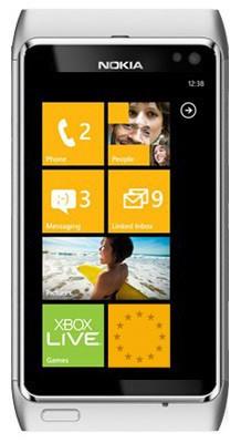 Nokia Windows Phone 7 (Foto: Reprodução)