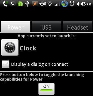 Configuração do aplicativo (Foto: Divulgação)