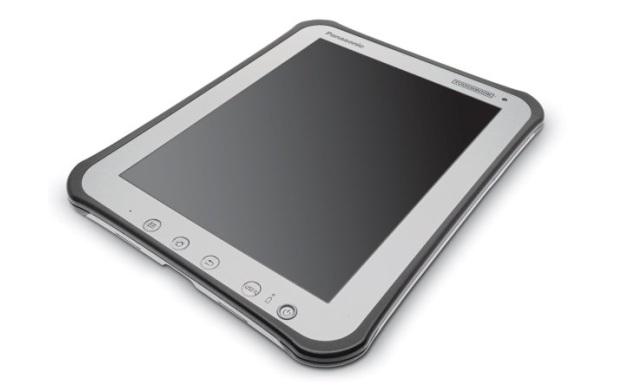 Tablet Android da Panasonic deve chegar no final do ano.  (Foto: Divulgação)