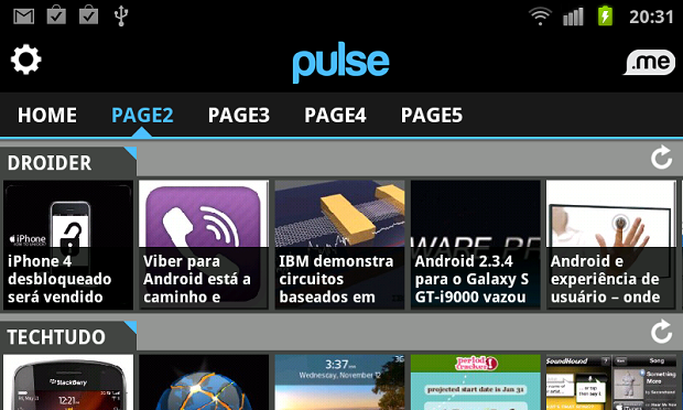 Pulse. (Foto: Divulgação)