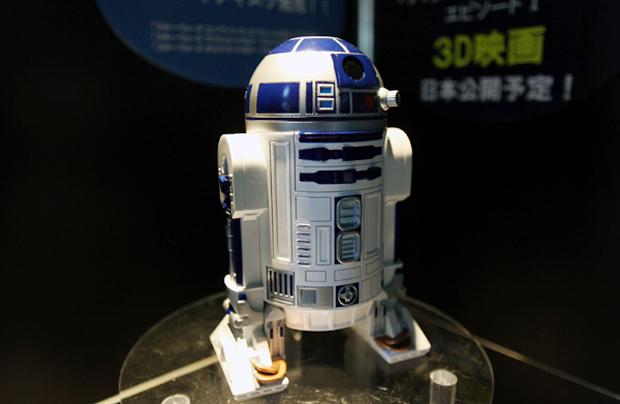 R2D2 (Foto: Divulgação)