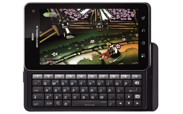 Motorola Droid 3 (Foto: Divulgação)