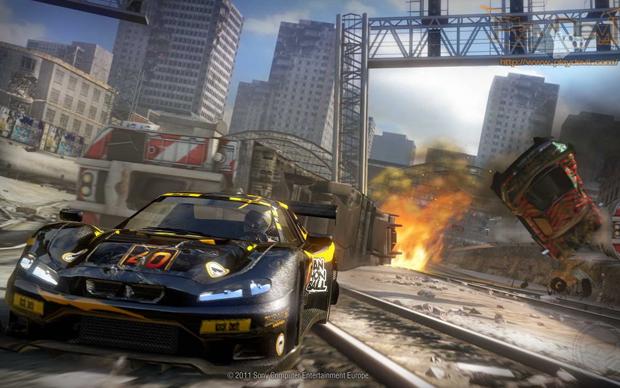 Motorstorm Apocalypse (Foto: Divulgação)