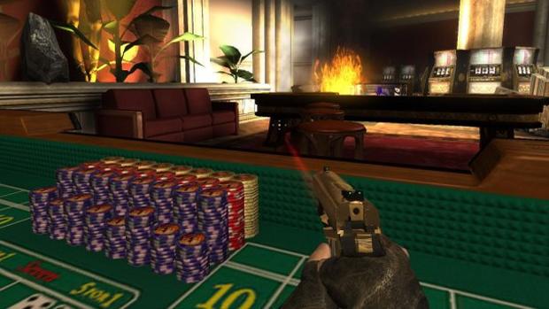 Duke Nukem Forever perdeu muito na mesa de apostas (Foto: Divulgação)