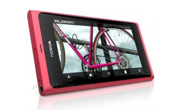 Nokia N9 (Foto: Pocketnow)