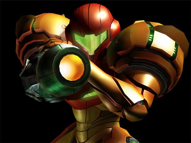 Samus Aran, a heroína de Metroid (Foto: Divulgação)