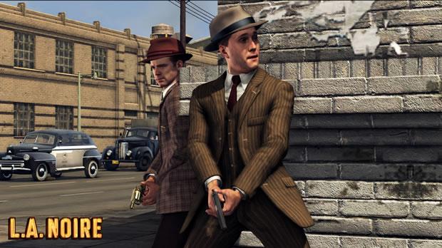 L.A. Noire da Rockstar Games (Foto: Divulgação)