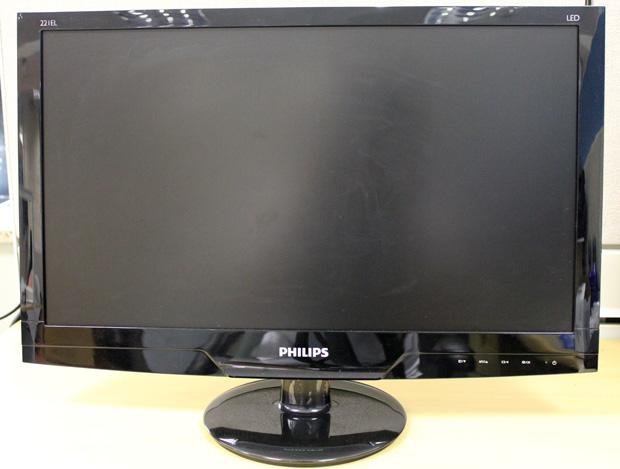 Philips LED 221EL2 (Foto: Allan Melo)