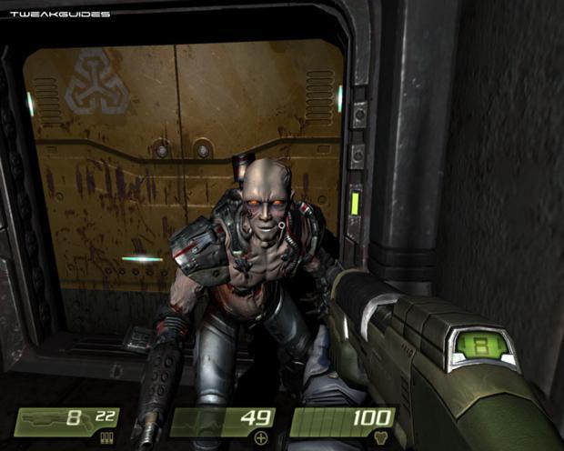 Quake 4 (Foto: Divulgação)