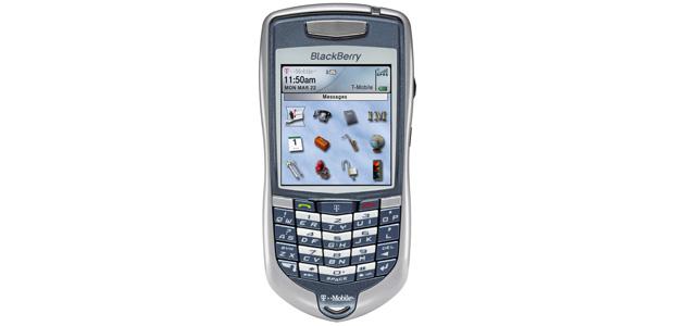 Blackberry 7100 (Foto: Divulgação)