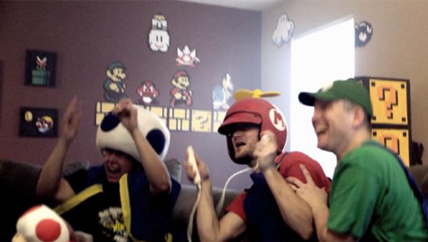 Super Mario Marathon 4: Boredom is in Another Castle  (Foto: Divulgação)