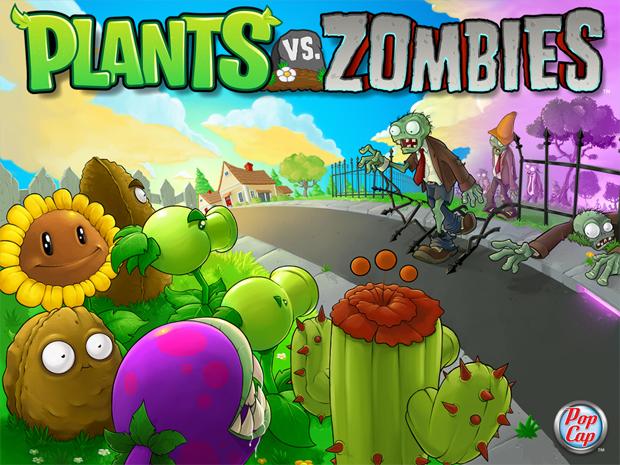 Plants vs. Zombies chega ao Windows Phone 7  (Foto: Divulgação)