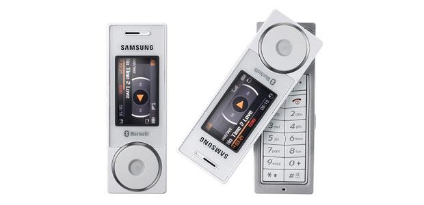 Samsung SGH-X830 (Foto: Divulgação)