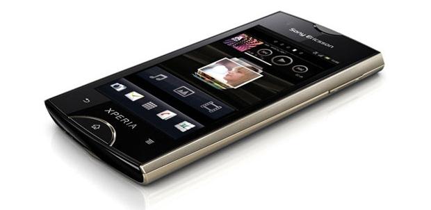 Sony Ericsson Xperia Ray (Foto: Divulgação)