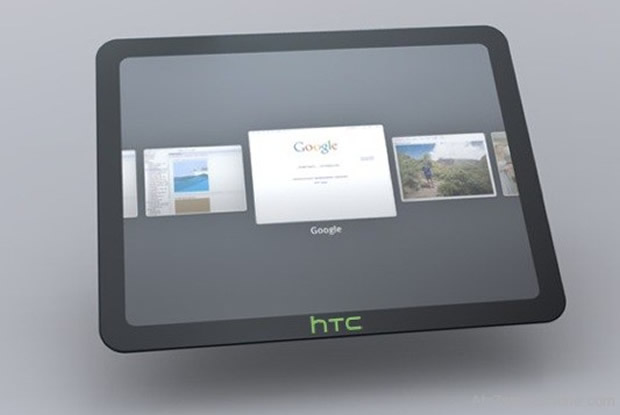 HTC deve lançar novo tablet. (Foto: Divulgação)