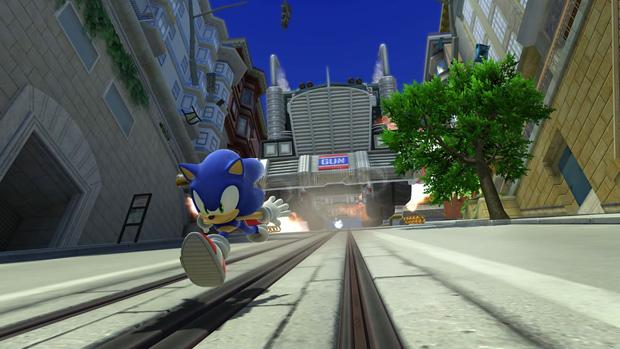 Sonic Adventure 2  (Foto: Divulgação)