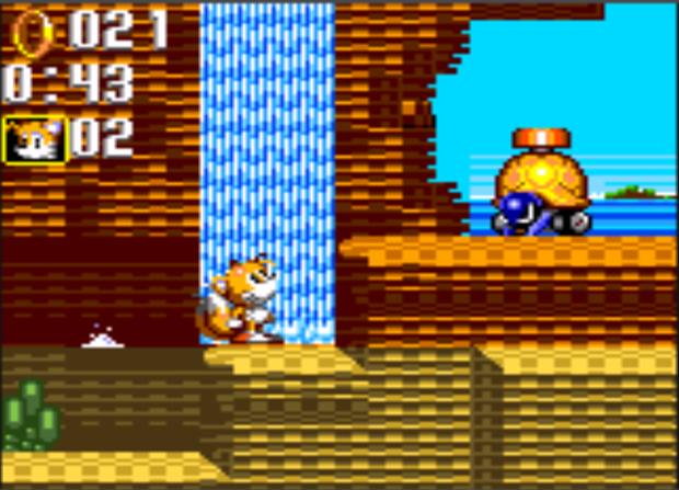 Sonic the Hedgehog: Triple Trouble (Foto: Divulgação)